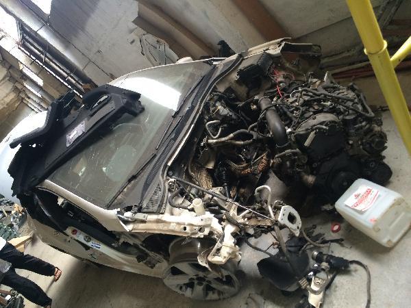 Перевозка автомобиля volkswagen passat / 2012 г / 1 шт из Пятигорск в Чебоксары