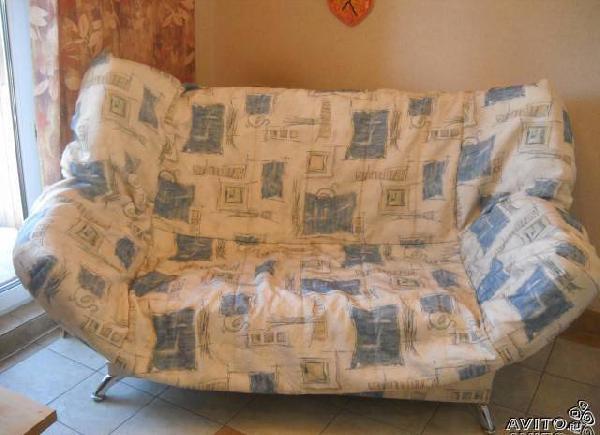 Сколько стоит перевезти диван клик-кляк по Санкт-Петербургу