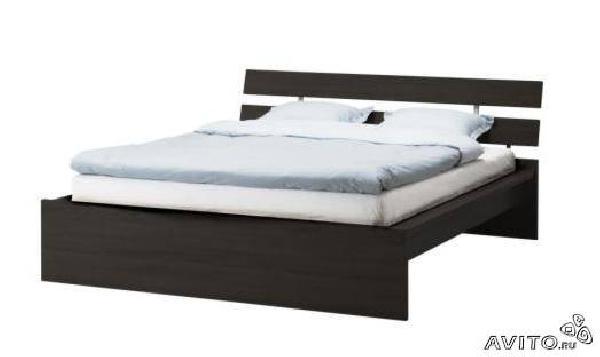 Перевозка личныx вещей : Кровать Хопен 160х200 см, темн из СНТ Ивушки в Снт N33 Ромашку
