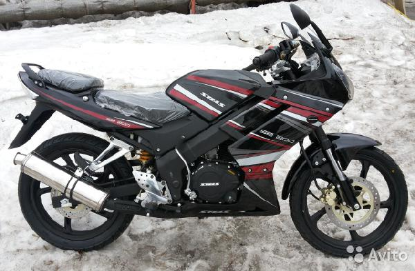 Перевозка мотоцикла из Набережные Челны в Москва