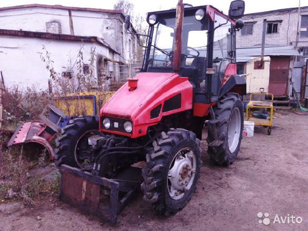 Перевозка трактора втз 2048 из Нижний Новгород в Тербуны