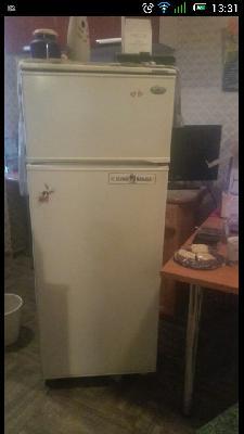 Транспортировка холодильника по Колпино