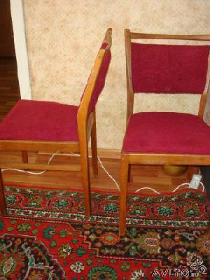 Доставить 2 стула из Ташлы в СНТ Ивушку