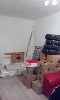 Перевезти мебель и бытовую технику на дачу из Красноярск в Краснодар