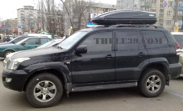 Перевозка автомобиля toyota prado / 2008 г / 1 шт из Москва в Санкт-Петербург