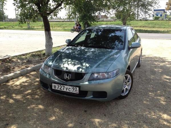 Перевозка автомобиля honda acc / 2004 г / 1 шт из Сочи в Красноярск