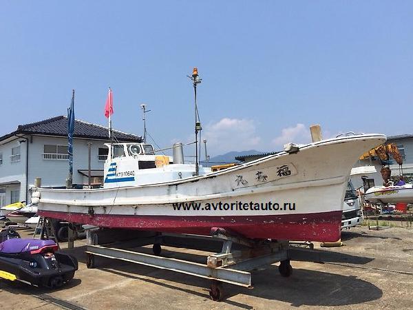 Перевозка катера из Владивосток в Корсаков