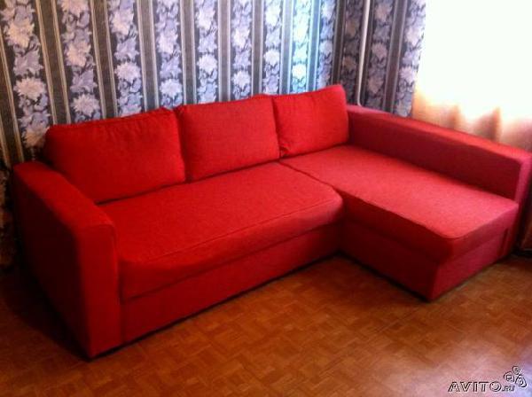 Перевезти Диван-кровать с козеткой из Санкт-Петербурга в Янкисяка