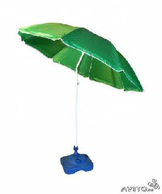 Заказ авто для перевозки вещей : Пляжный зонт из Санкт-Петербурга в Росинку