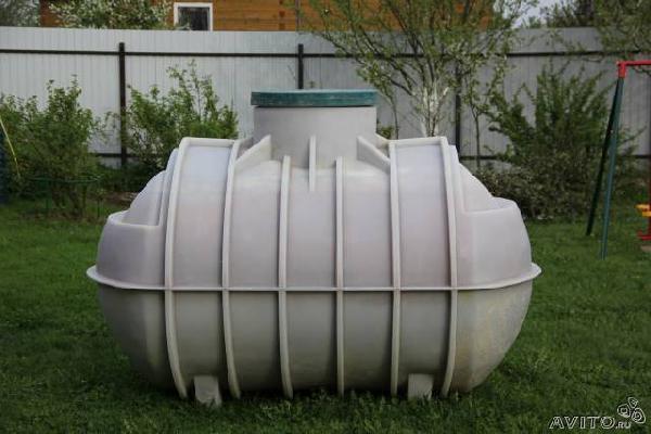 Заказать грузовую машину для транспортировки личныx вещей : Емкость для канализации из Девона в Липецк
