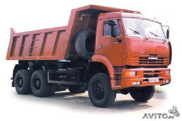 Заказать грузовую машину для транспортировки личныx вещей : Песок гравий щебенка всех фрак из Снт Мостовика в Уфу