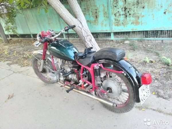 Перевозка мотоцикла из Темрюк в Феодосия.с.Ближнее