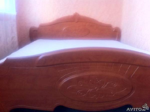 Отправка вещей : кровать 2х спальную с матрасо из Зеленого Клина в Мурманск