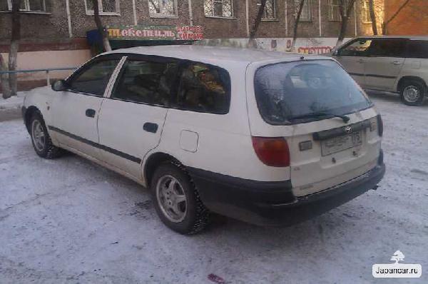 Toyota caldina 1997 из Ефремов в Краснодар