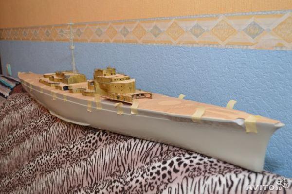 Грузоперевозки модели корабля услуги из Балаково в Саратов