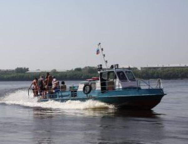 Перевозка катера кс-100д, доставка 1986г.в. из Перми в Усть-Кута