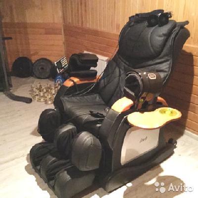 Доставка массажного кресла из Санкт-Петербург в Новокузнецк