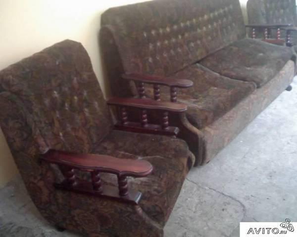 Транспортировать комплект мебели из Дубравы в Колышлей