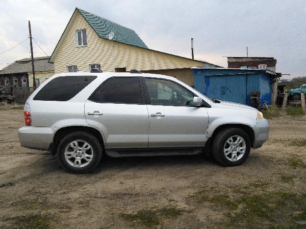 Перевозка автомобиля  acura mdx, 2005 г. из Тольятти в Дербент
