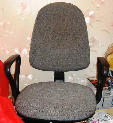 Перевозка личныx вещей : Кресло офисное из Санкт-Петербурга в Поселок Бугры