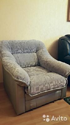 Перевозка вещей : Кресло-кровать из Губкина в Белгород