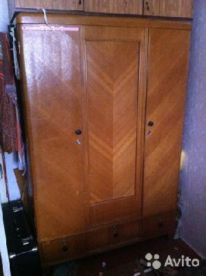 Транспортировка шкафа по Перми
