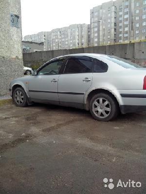 Volkswagen passat b 5 из Мурманск в Ярославль