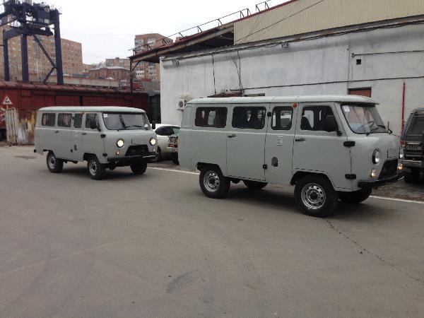 Перевозка автомобиля уаз 2206 из Иркутск в Владивосток