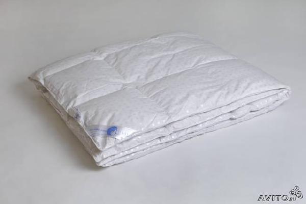 Заказ отдельной машины для доставки вещей : Одеяло пуховое