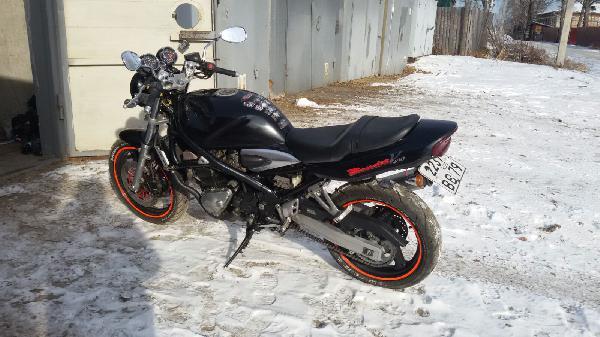 Мотоцикл из Биробиджан в Новый Ургал