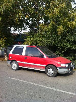 Перевозка автомобиля mitsubishi rvr / 1995 г / 1 шт из Биробиджан в Краснодар