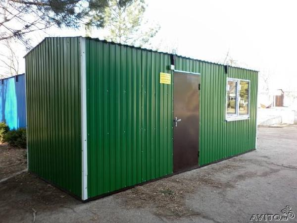 Заказать отдельный автомобиль для доставки мебели : Строительные бытовки из Краснодара в Белую Глину