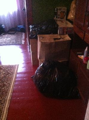 Доставить коробки с вещами, коробки стоимость из Тихорецк в Краснодар