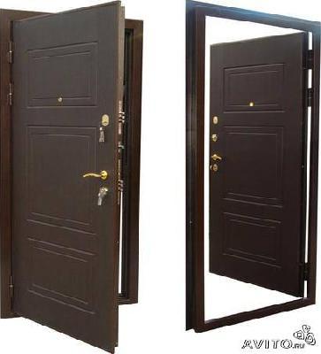 Перевезти Металлические двери на заказ из Санкт-Петербурга в Мурзагулово