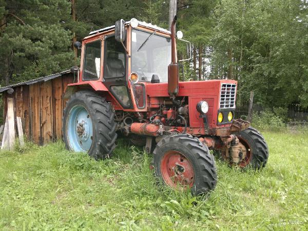 Перевезти трактор из Серов в Тобольск