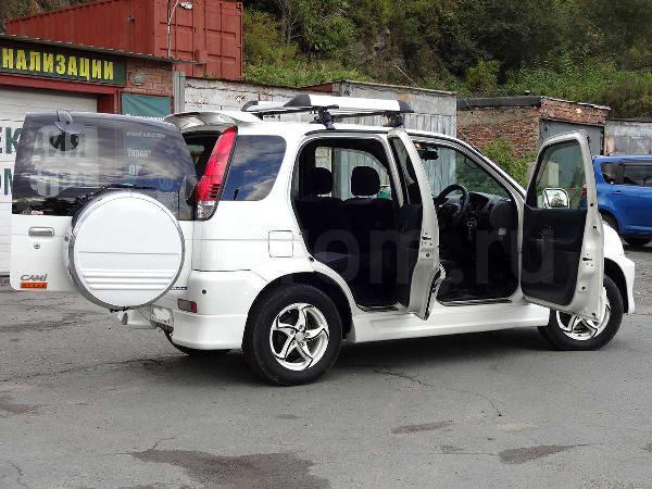 Перевозка автомобиля toyota cami / 2001 г / 1 шт из Владивосток в Москва