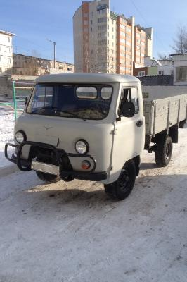 Перевозка автомобиля уаз 3303 / 2015 г / 1 шт из Ульяновск в Чита