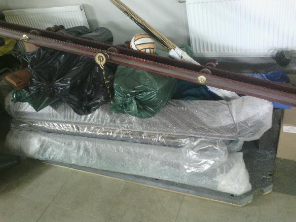 Перевозка мебели стоимость из Россия, Москва в Украина, Конотоп