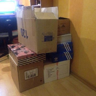 Заказ транспорта для перевозки личных вещей коробок из Ростов-на-Дону в Санкт-Петербург