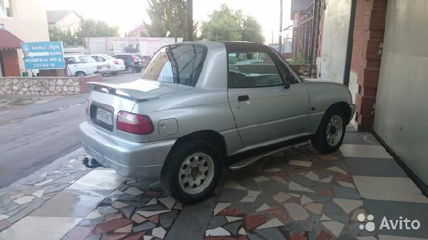 Перевозка автомобиля suzuki x-90 / 1997 г / 1 шт из Самара в Иркутск