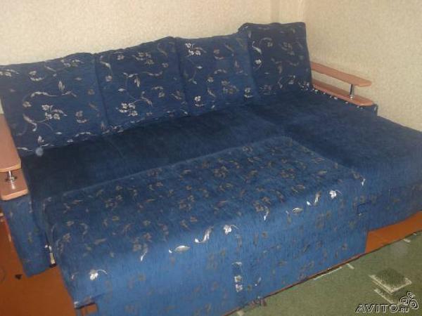 Заказ машины для доставки вещей : Диван угловой из Красноярска в Садоводческое товарищество N68