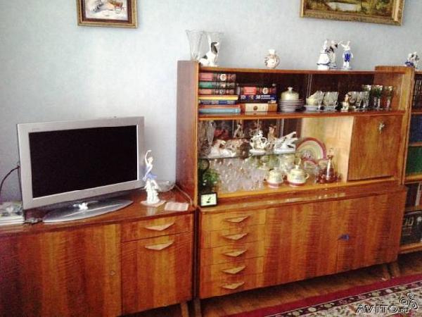 Заказ грузовой газели для транспортировки мебели : Шкаф для посуды и книг (серван из свх МВД в Субхангулово