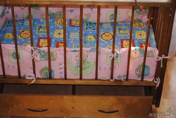 Заказ автомобиля для перевозки вещей : Детская кроватка по Санкт-Петербургу
