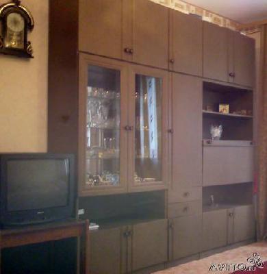 Заказ грузовой газели для транспортировки мебели : Комнатная стенка из Юламанова в Одуванчика