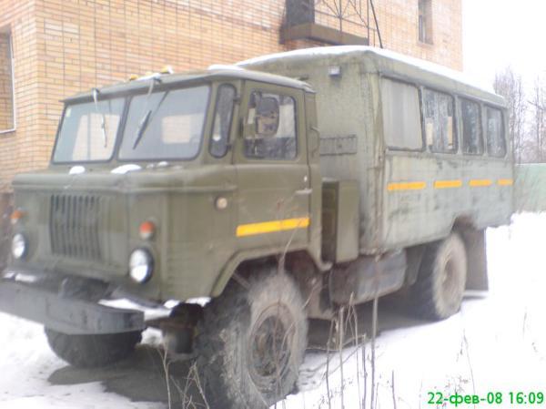 Перевозка авто сеткой газ 66 газ - 66 / 1991 г / 1 шт из Уссурийск в Якутск