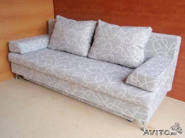 Перевозка дивана - кровати. еврокнижка. из Екатеринбурга в Восхода