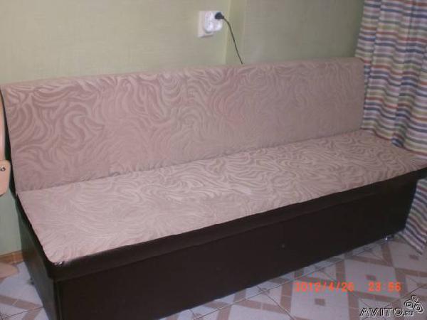 Транспортировка вещей : Кухонный диван по Санкт-Петербургу