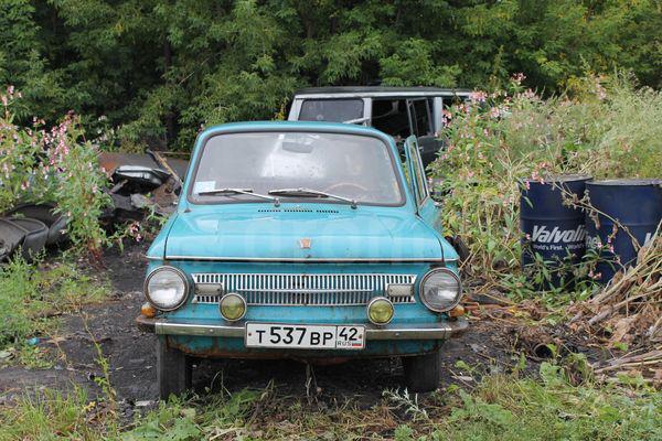 Стоимость перевозки заз966, эвакуатором или частичной погрузкой. из Прокопьевск в Новокузнецк