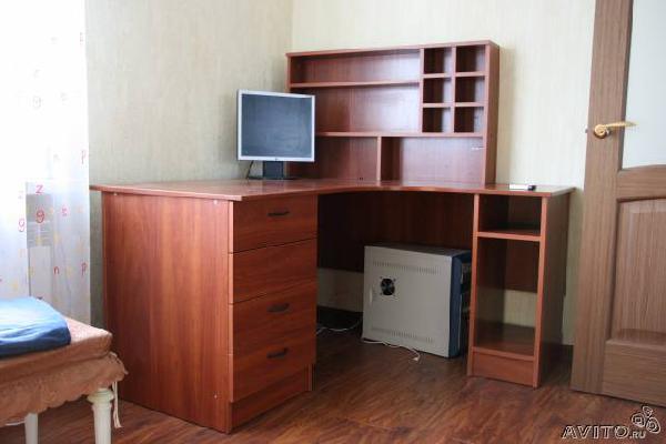 Заказ отдельной газели для перевозки вещей : Компьютерный угловой стол из Янкисяка в Санкт-Петербург