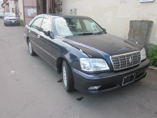 Перевозка автомобиля toyota  crown / 2001 г / 1 шт из Владивосток в